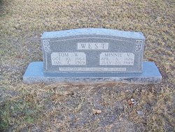 Armetta Viola Minnie <i>Powell</i> West