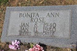 Bonita Ann Rose