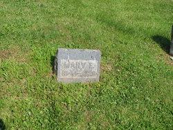 Mary Elizabeth <i>Stiver</i> Barr