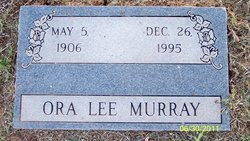 Ora Lee <i>Blanton</i> Murray