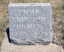 Emma <i>Compton</i> Hower