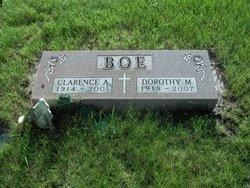 Dorothy Margarite <i>Champlin</i> Boe
