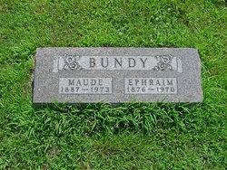 Maude <i>Zook</i> Bundy