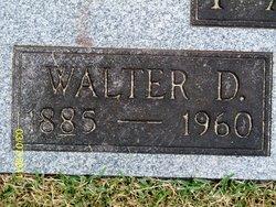 Walter D Faler, Sr