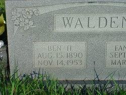 Ben H. Walden
