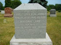 Margaret Ann <i>Clark</i> Bundy