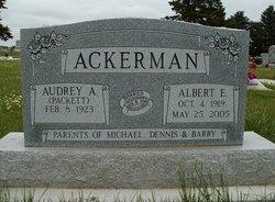 Albert Edward Al Ackerman, Jr