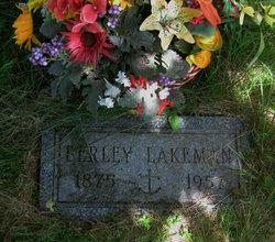 Perley Edwin Lakeman