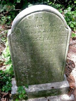 Eliza Rose <i>Sedgwick</i> Barnett