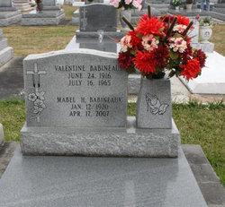 Mabel <i>Hernandez</i> Babineaux