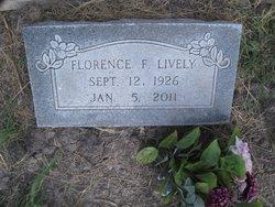 Florence Florene Lively