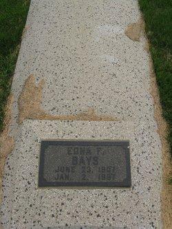 Edna Faye <i>Hewitt</i> Bays