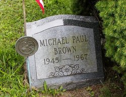 Spec Michael Paul Brown