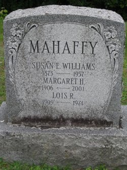 Margaret Helen Mahaffy