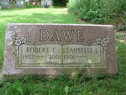 Robert Earl Dawe