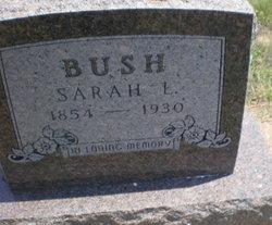 Sarah Lucinda <i>Hathcock</i> Bush
