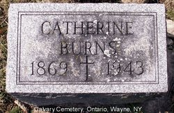 Catherine Burns