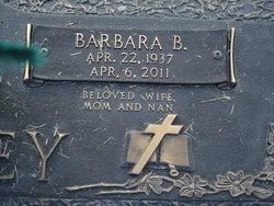 Barbara Jean <i>Buckner</i> Bradley