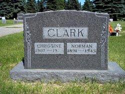 Christine <i>Barenscher</i> Clark