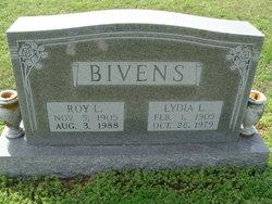 Roy L Bivens