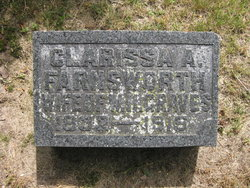 Clarissa A. <i>Farnsworth</i> Graves