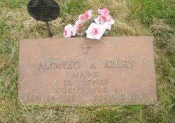 Alonzo A Alley