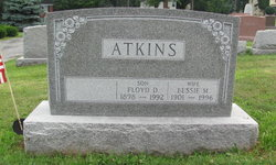 Floyd Dewey Atkins, Sr