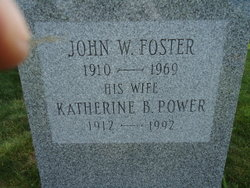 Katherine B <i>Power</i> Foster