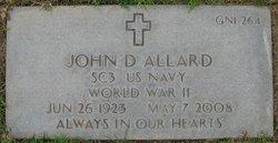 John Dumas Allard