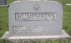 Maude Elizabeth <i>Legg</i> Humphreys
