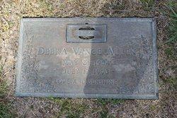 Debra Lea <i>Vance</i> Allen