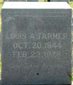 Louis Alexander Farmer