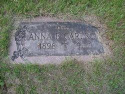Anna B Carlson