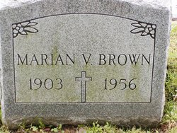 Marian Veronica Brown