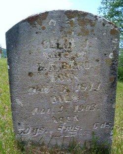 Celia Jane <i>Gragg</i> Baird
