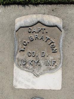 Capt Theodore Collins Bratton