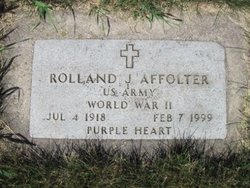 Rolland J Affolter