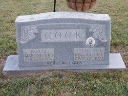 Dollie Mae Cook