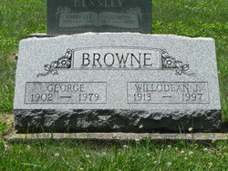 Willodean J Browne