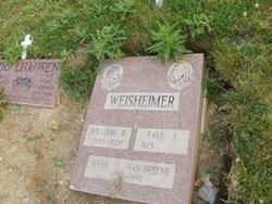 William Weisheimer