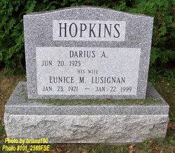 Darius A. Hopkins
