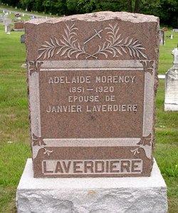 Adelaide <i>Morency</i> Laverdiere