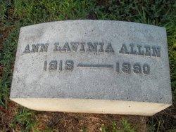 Ann Lavinia <i>Rives</i> Allen