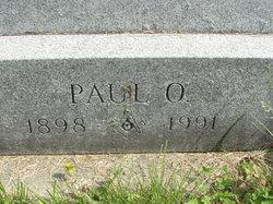 Paul Oscar Bailey