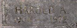 Harold A Baulig