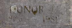 Honor J Baulig