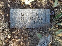 Mary Elizabeth <i>Smith</i> Holloway