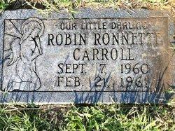 Robin Ronnette Carroll