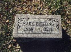 Mary <i>Gordon</i> Boling