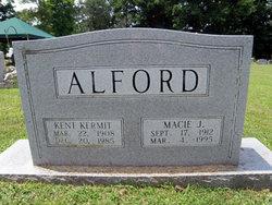 Macie <i>Jennings</i> Alford